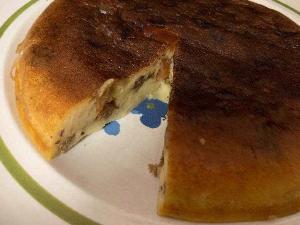 ヨーグルトケーキ 炊飯器ケーキ