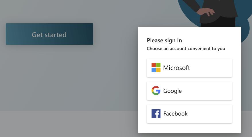 Bing Webmaster Toolsログイン